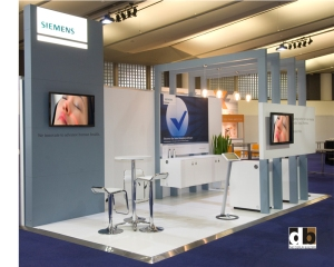 Siemens @ ASMMIRT 2012 - The Display Builders