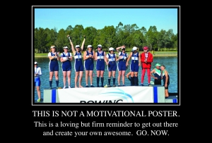 This is not your normal motivational poster!